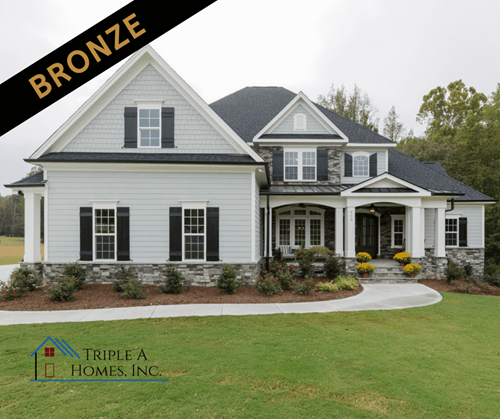 Triple A Homes, Inc. Wins at Parade of Homes